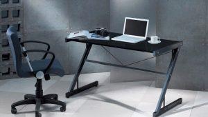 Металлические компьютерные столы