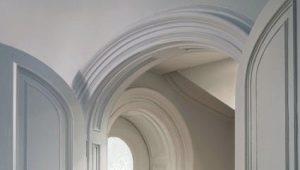 Межкомнатные двери-арки: особенности конструкций