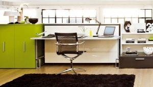 Письменный стол-трансформер