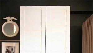 Шкафы Pax Ikea