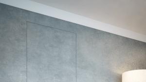 Скрытые двери – современное дизайнерское решение