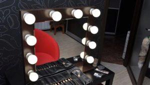 Столы с подсветкой
