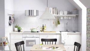 Стулья для кухни от ikea