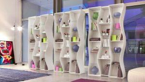 Выбираем книжные шкафы