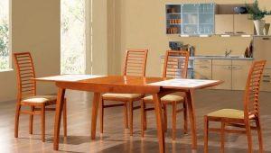 Выбираем стулья для стола