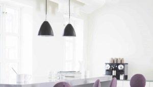 Дизайнерские барные стулья в интерьере