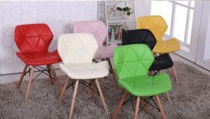 Дизайнерские стулья: стильные решения в интерьере