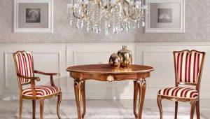 Итальянские стулья – шик и роскошь в интерьере