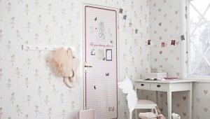 Красиво декорируем комнату шведскими обоями