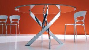 Металлическое подстолье для стола