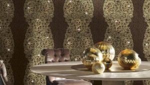 Обои Roberto Cavalli: дизайнерские решения для стильного интерьера