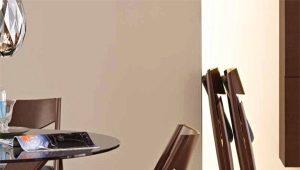 Особенности конструкции складных деревянных стульев
