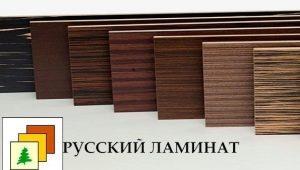 Покрытия «Русский ламинат» в современном интерьере