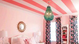 Розовые обои – нежность и комфорт в интерьере