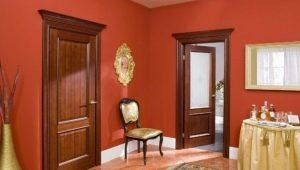 Ширина дверной коробки межкомнатной двери