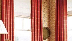 Сочетание цветов в интерьере: комбинируем шторы и обои