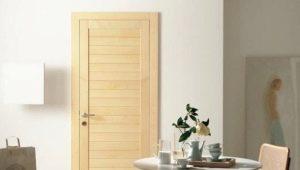 Сочетание светлого пола со светлыми дверьми: красивые примеры в интерьере