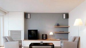 Светлый ламинат в интерьере квартиры