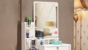 Туалетные столики: многообразие моделей в современном интерьере