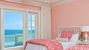 Яркие розовые обои и белые шторы: тонкости сочетания для идеального интерьера