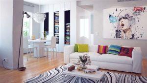 Декор гостиной: оригинальные идеи преображения интерьера