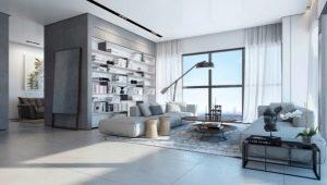 Гостиная в светлых тонах: тонкости оформления стильного интерьера