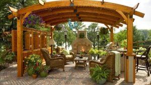Идеи и советы для дачников: беседки и оформление сада и веранды