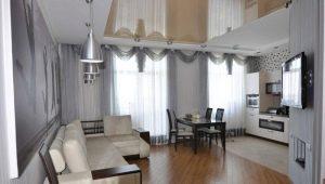 Идеи перепланировки однокомнатной квартиры
