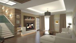 Интерьер дома: как создать красивый и гармоничный дизайн