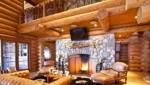 Как делать полы в деревянном доме?