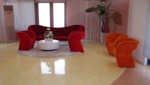 Как выбрать эмаль для бетонных полов?