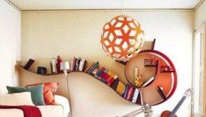 Красиво оформляем комнаты в маленькой квартире
