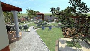 Ландшафтный дизайн участка площадью 8 соток: особенности планировки и зонирования