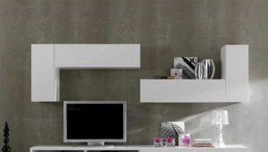 Модульная мебель для гостиной: особенности выбора