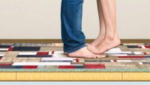 Можно ли стелить шпунтованную влагостойкую ДСП на пол?