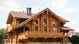 Оформление домов в русском стиле