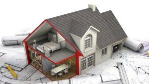 Планировка дома: необычные дизайнерские решения в интерьере