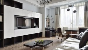Планировка гостиной: особенности зонирования помещения