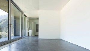 Покраска бетонного пола: как все сделать правильно?