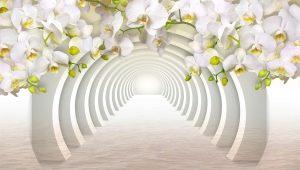 Стереоскопические 3D обои для стен: создаем завораживающий интерьер