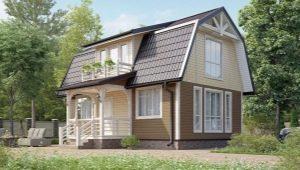 Свежие идеи планировки дома размера 6х9 м