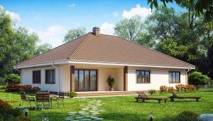 Тонкости планировки одноэтажного дома