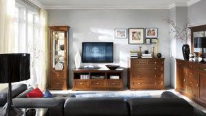 Выбираем комоды в гостиную: сочетание практичности и красоты