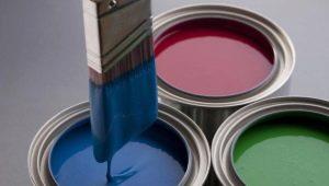 Акриловые краски по металлу: особенности и характеристики