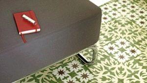 Цементная плитка для пола: плюсы и минусы