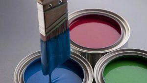 Чем эмаль отличается от краски?