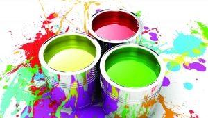 Чем разбавить акриловую краску?