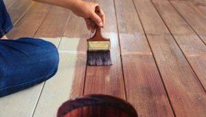 Как выбрать краску для дерева?