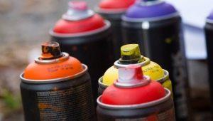 Как выбрать краску по металлу в баллончиках?