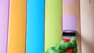 Как выбрать водоэмульсионные поливинилацетатные краски?